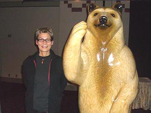 BC Spirit Bear