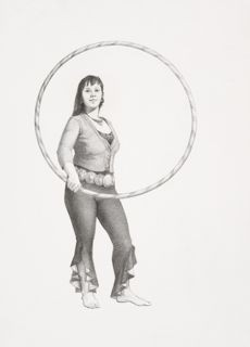 """Pencil on Paper 10"""" x 6.5"""""""