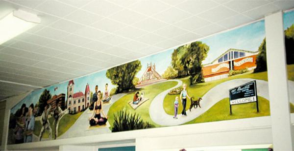 Our Neighbourhood Mural