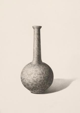 Bottiglia di Argilla